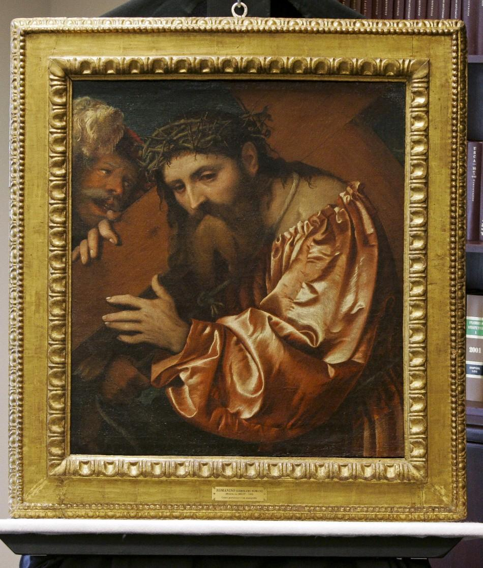 500-Year-Old Painting Returned To Jewish Family On ... Italian Money