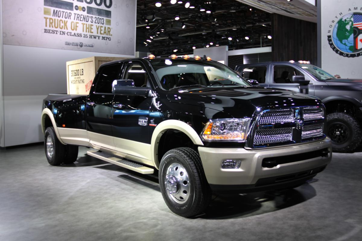 Detroit Auto Show 2013: Photos Of Pickup Trucks From Ford ...