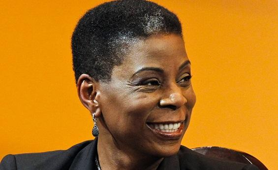 ursula burns  first female african