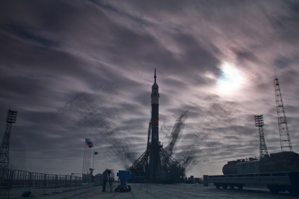 Russian Soyuz Spacecraft Set For Launch After Spacex
