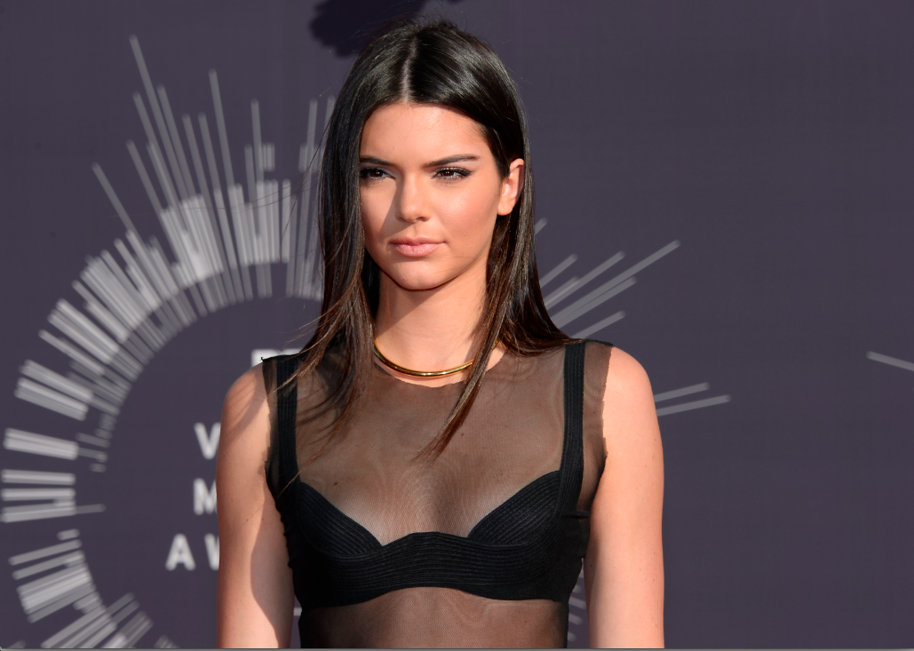 Kendall Jenner Just Shared Naked Photos On Instagram
