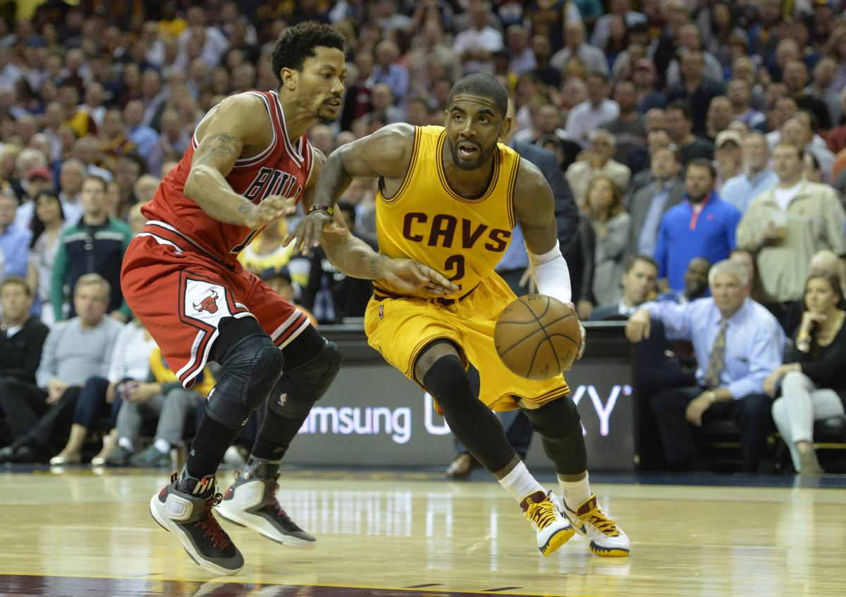 NBA Finals 2015: Kyrie Irving vs. Stephen Curry -- Who Has The ...