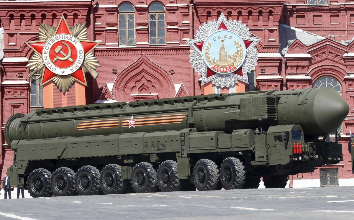 russia to ready prototype of new heavy intercontinental ballistic missile by october. Black Bedroom Furniture Sets. Home Design Ideas