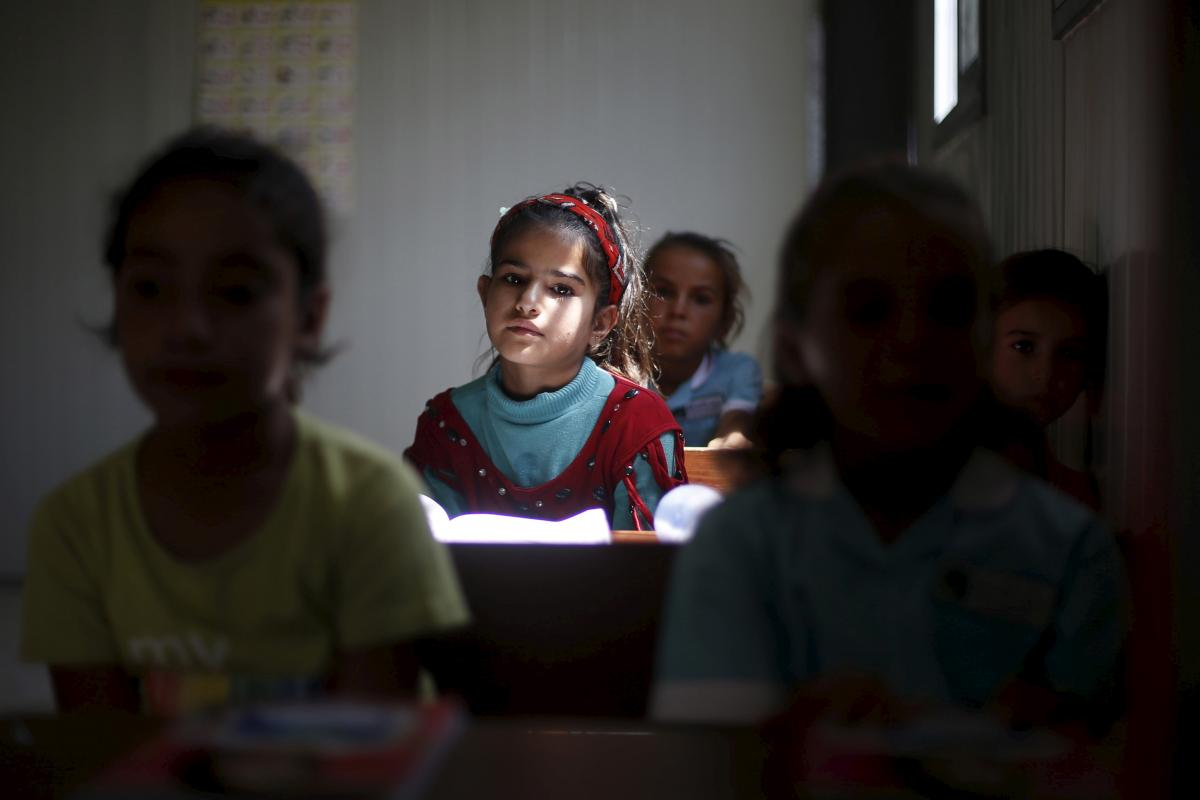 educating refugee children essay Can germany's education system meet the needs of hundreds of thousands of refugee children there are about 400,000 refugee kids in germany educating them is a.