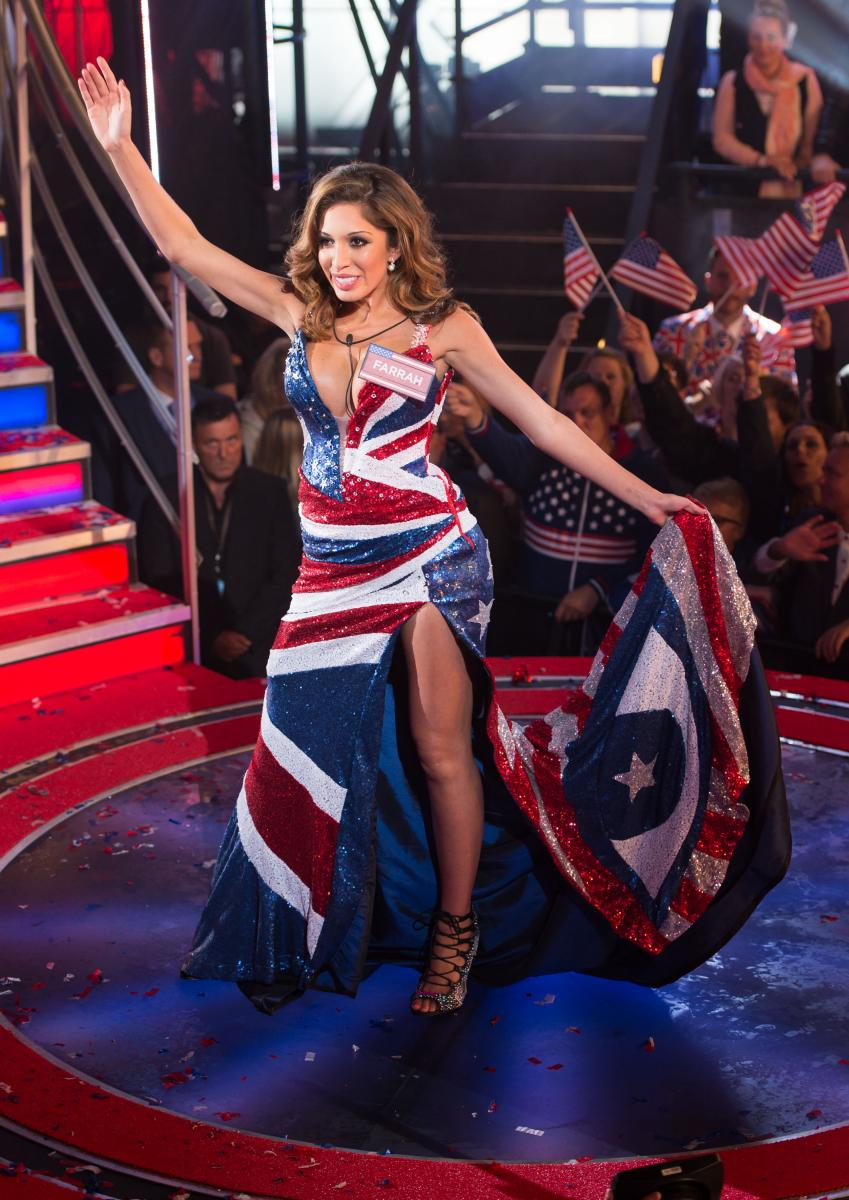 Farrah Abraham: Evicted, BOOED on Celebrity Big Brother ...