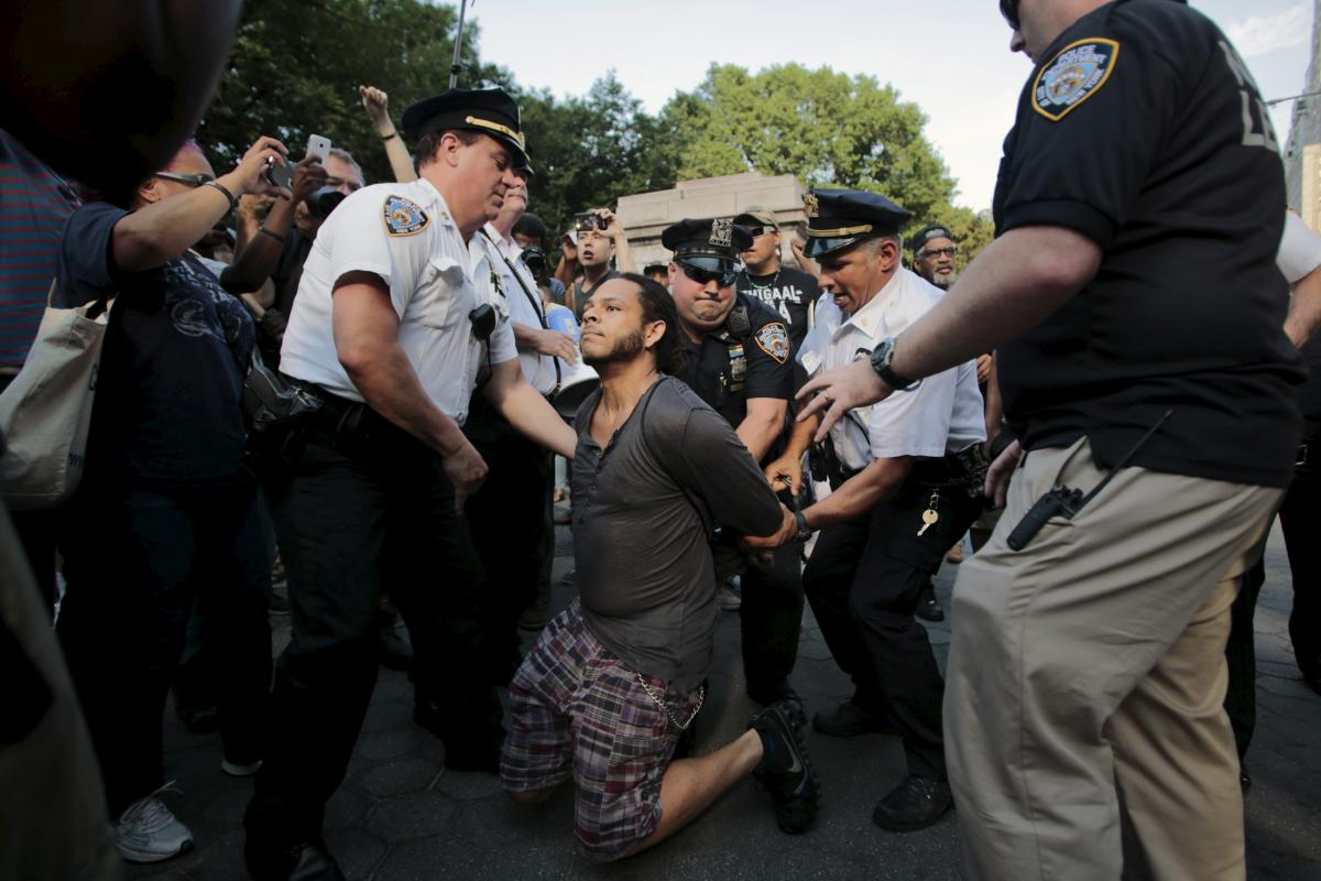new york police brutality 2015  use of force policy