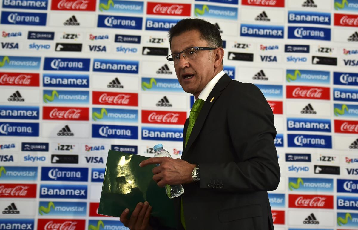 Mexico Soccer Team 2016: Schedule, Roster, News For Copa ...