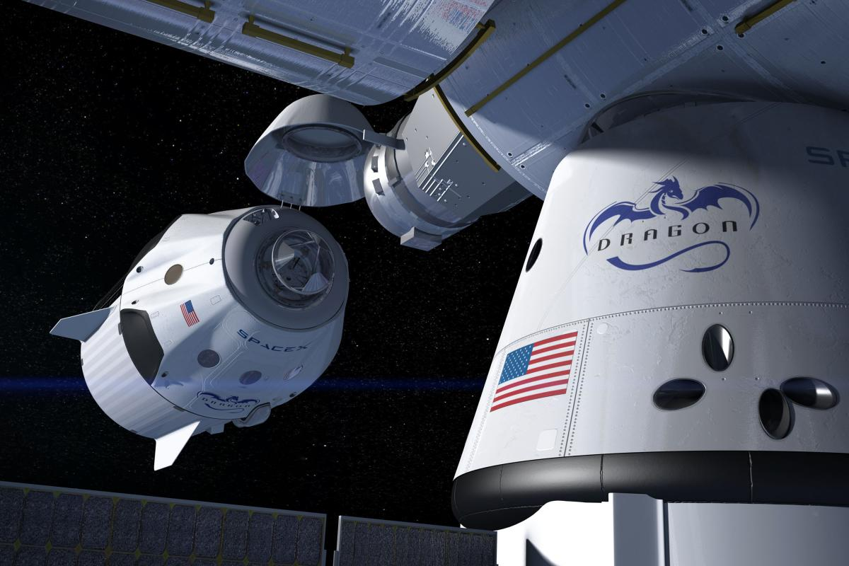 SpaceX Wins Another NASA Order For Crewed Mission To ...