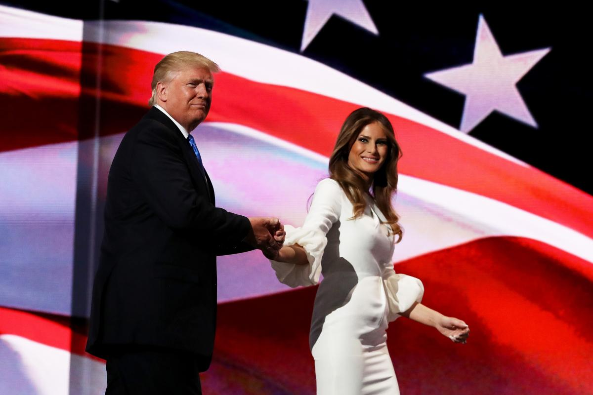 Melania Trump: New York Post condemned after publishing