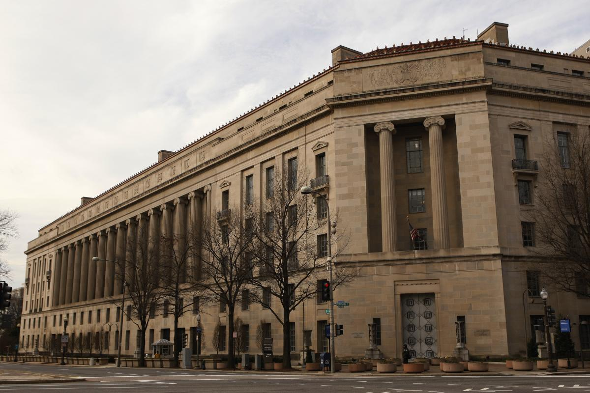 justice department building washington reuters gary dept action immigration aclu fighting website cameron hackers seek allow emergency stay fbi seen