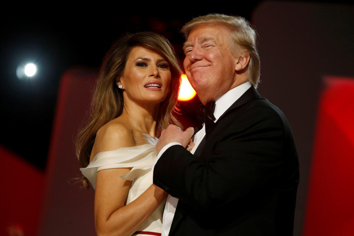 First Lady Melania Trump asks people to stay inside their homes - The Statesman