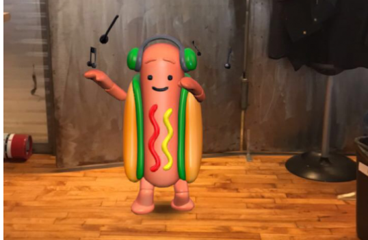 Dancing Snapchat Hot Dog: How To Get And Use The Hilarious ...