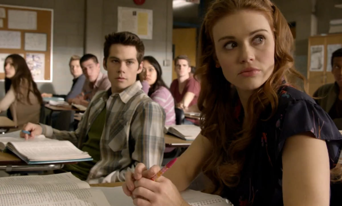Watch The Best Teen Wolf Stiles And Lydia Moments Before