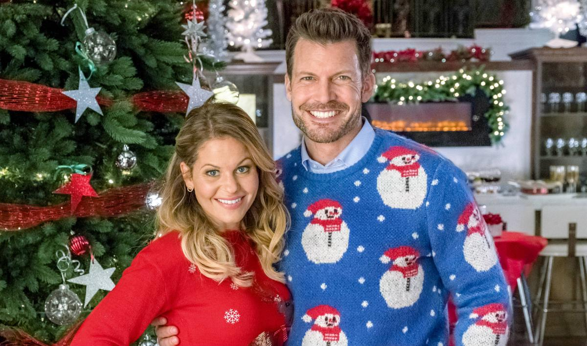 Hallmark Channel 'Switched For Christmas' Premiere: Meet The Cast, Watch Trailer