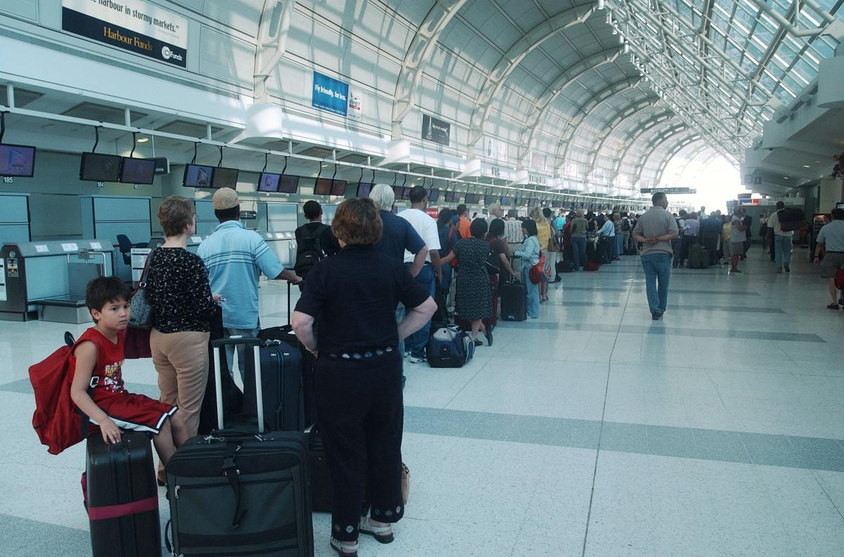 Passengers Turn Delayed Flight Into Party At Toronto Airport