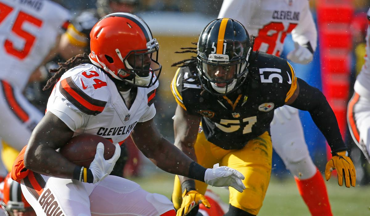 Ryan Shazier Spinal Contusion >> Ryan Shazier Injury Update And The Inspirational Story Of His Replacement Ahead Of Steelers ...