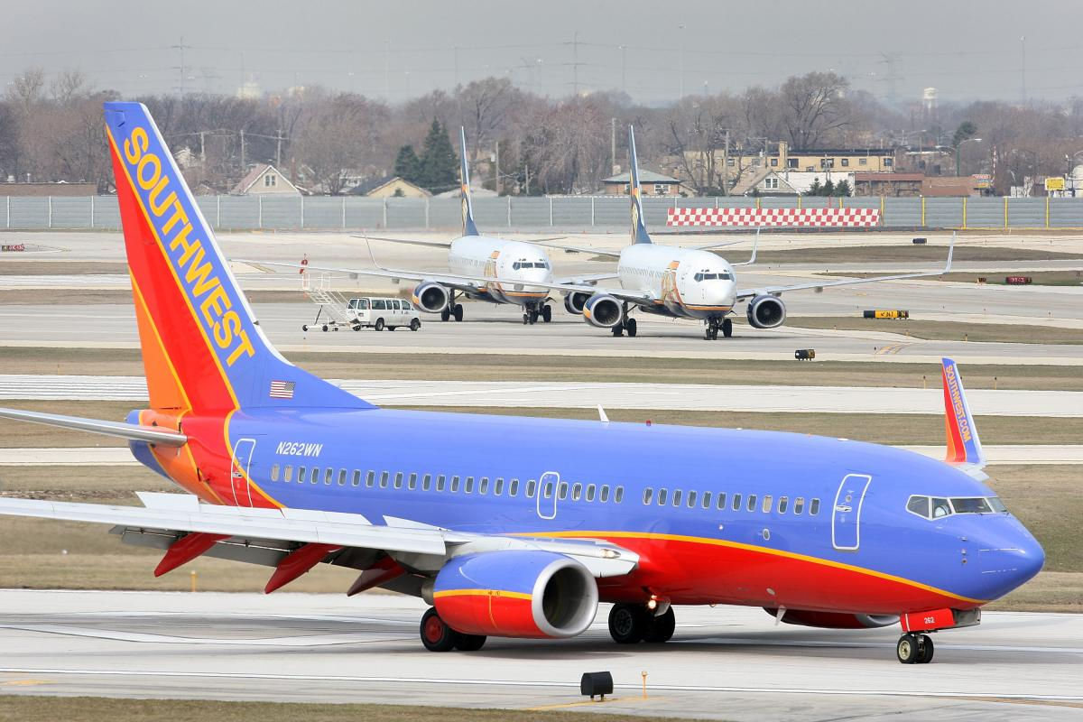 southwest airlines risk management and contingency plan Office for compliance & risk management  of the contingency plan  evacuation plan control procedures reporting of emergency hazardous waste .