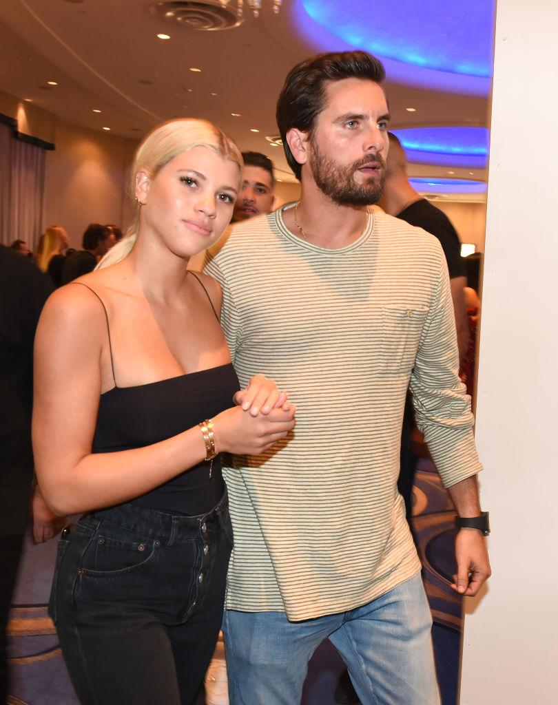 Scott disick dating list