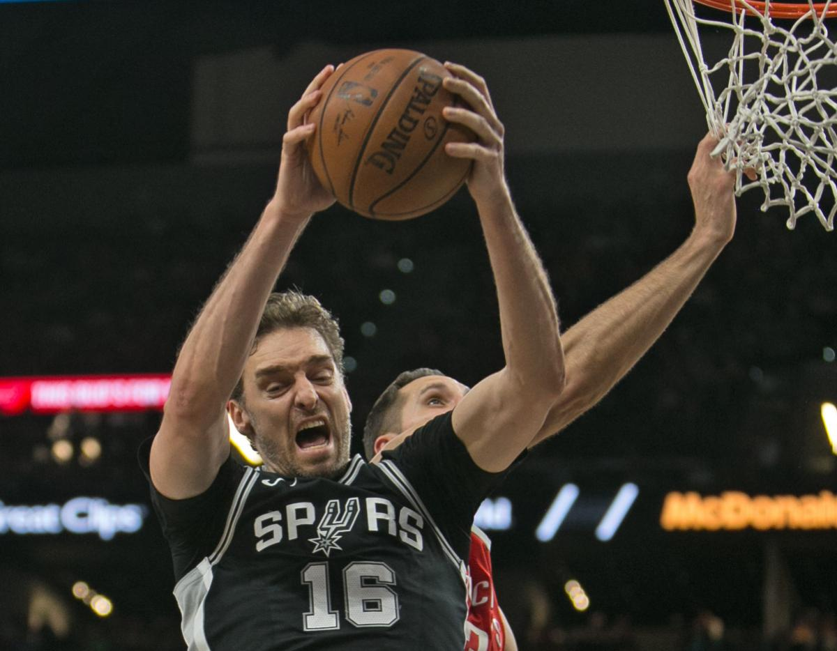 Nba Standings 2018 >> NBA Playoff Picture 2018: Spurs, Thunder, Heat, Clippers, Nuggets Among Potential Postseason Teams