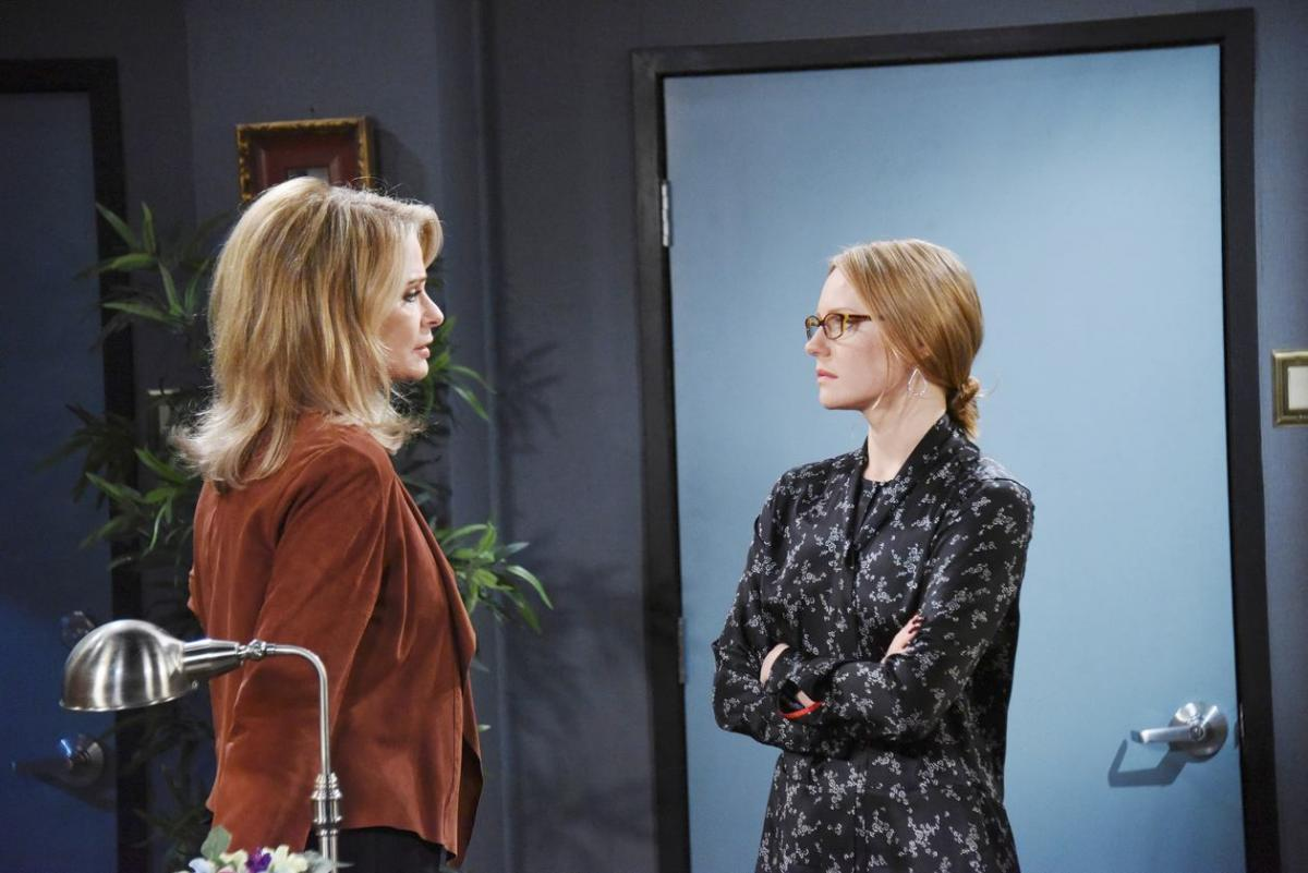 u0026 39 days of our lives u0026 39  spoilers  abigail begs marlena for help