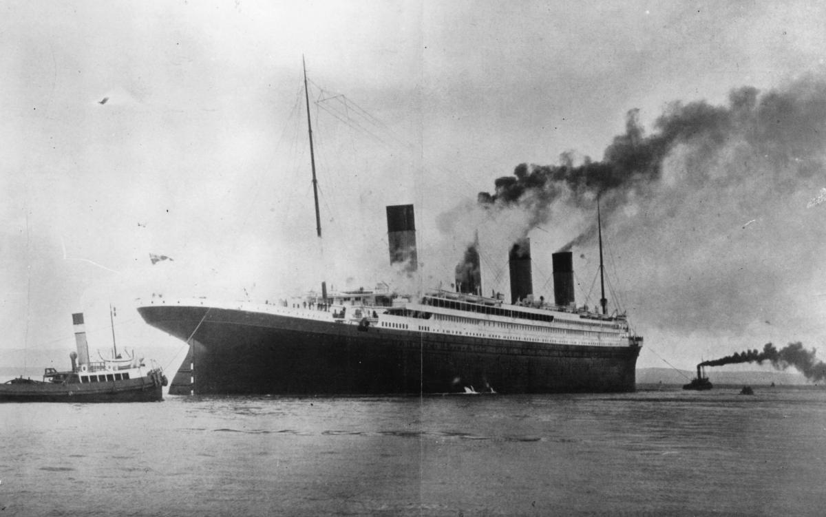 Titanic Sinking Anniversary: 11 Facts About Famed Ship And ...