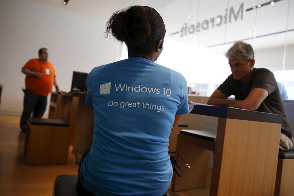 Microsoft Reportedly Developing 'Lean' Version Of Windows 10