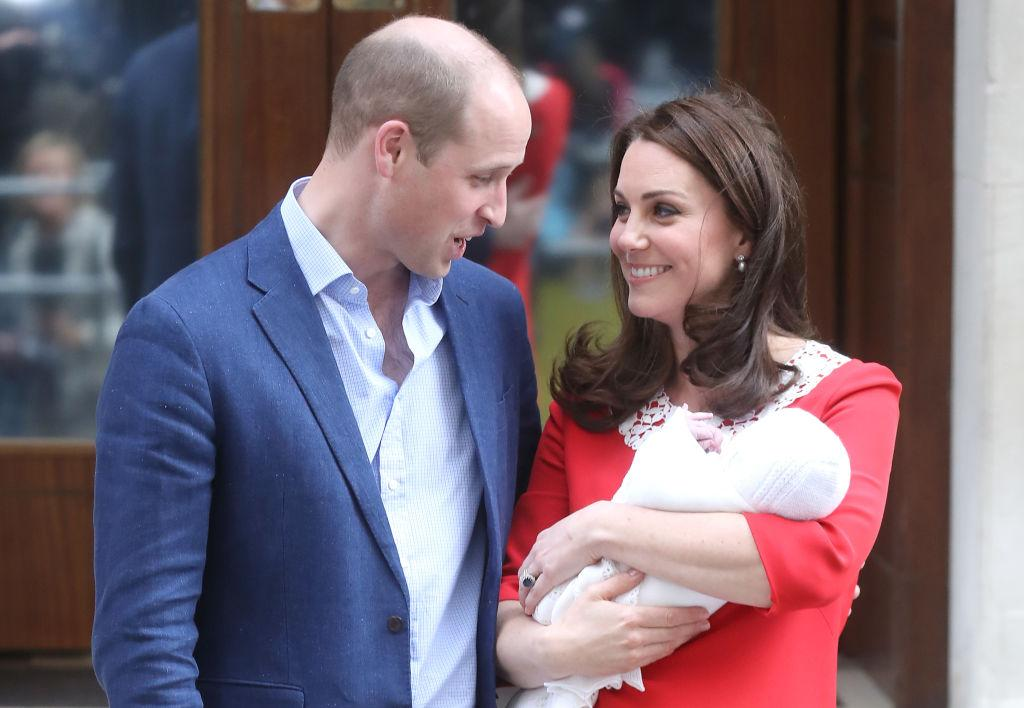 When Is Prince Louis' Christening? Meghan Markle Unlikely To Be His Godmother