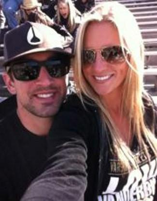Aaron rodgers dating