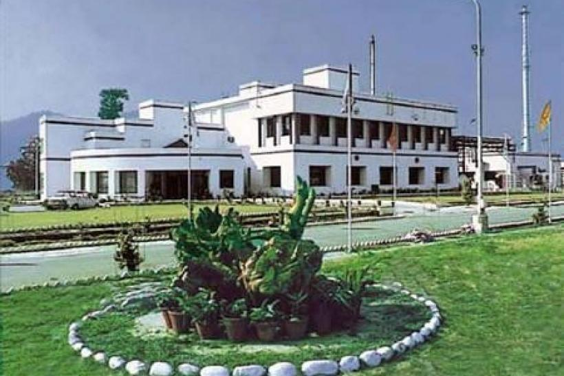 An undated handout photograph of Ranbaxy Laboratories' plant in Paonta Sahib, Himachal Pradesh.