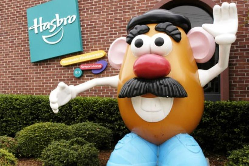 Hasbro's iconic Mr. Potato Head