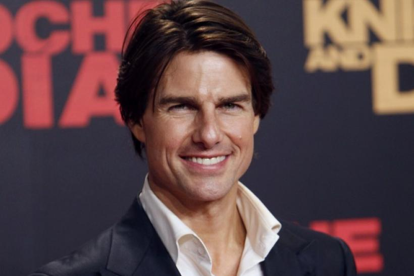 Tom Cruise may star in 'Rock Of Ages' musical