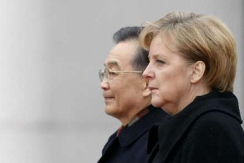 Germany to help China gain market status from EU