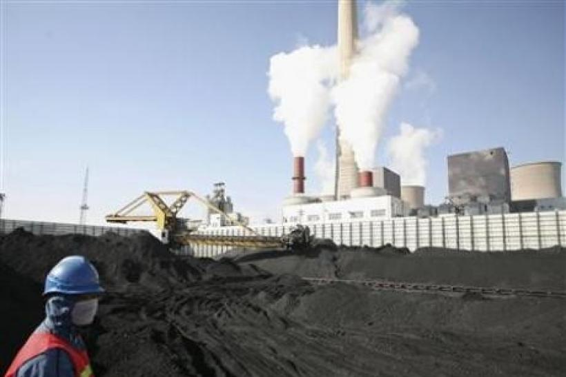 China blames climate talks standoff on rich nations