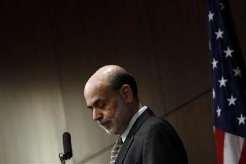 Regulators reviewing foreclosure practices: Bernanke
