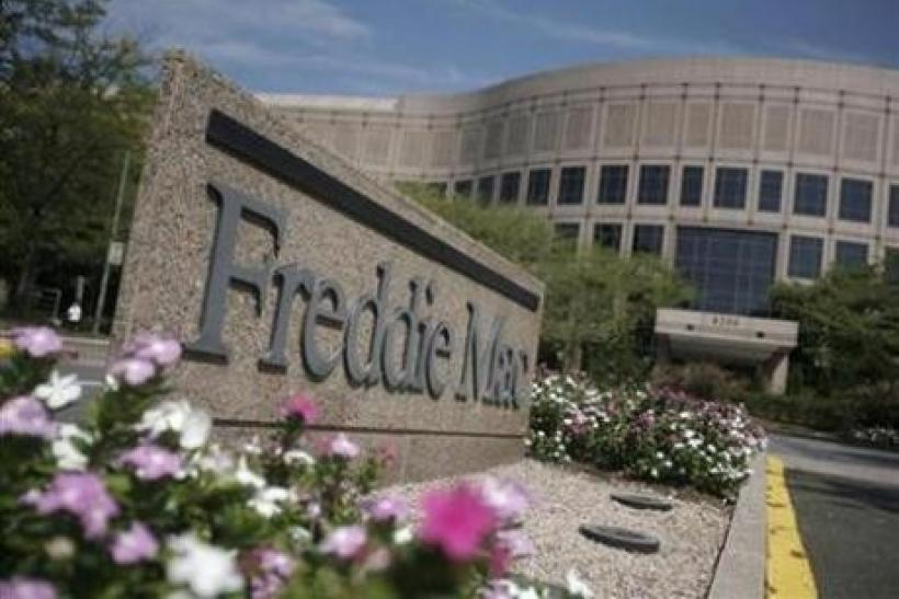 Freddie Mac says net loss $4.1 billion