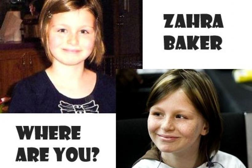 Zahra Baker: Where are you?