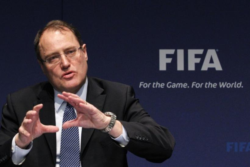 FIFA bans officials from World cup bids on 'cash for votes' scandal