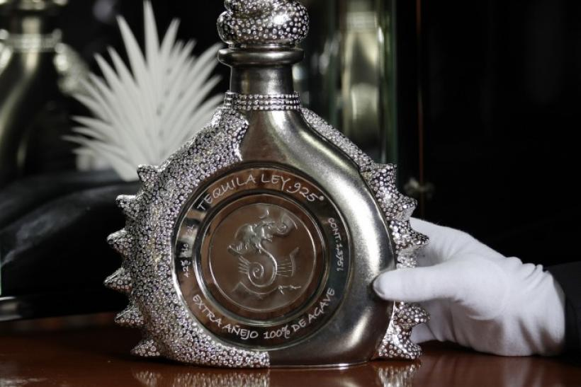Hacienda La Capilla unveils world's most expensive tequila