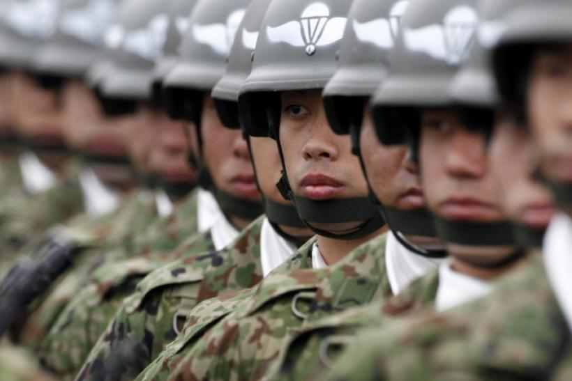 The arms race of Asia-Pacific