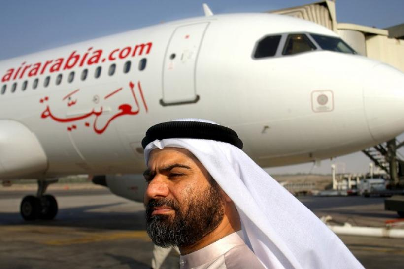 Aircraft manufacturers eye lucrative Middle-East market.