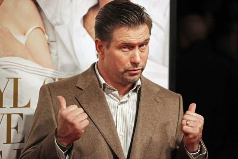 Stephen Baldwin arrives for the premiere of 'It's Complicated' in New York