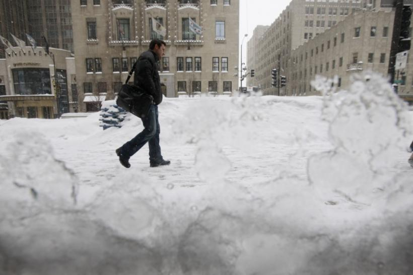 April Fool Day snowstorm advisory in effect for New England