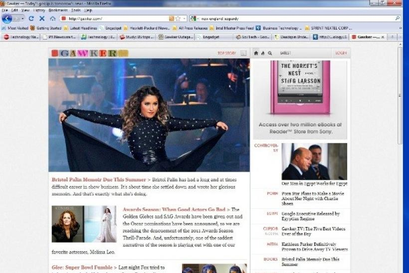 Gawker's new look