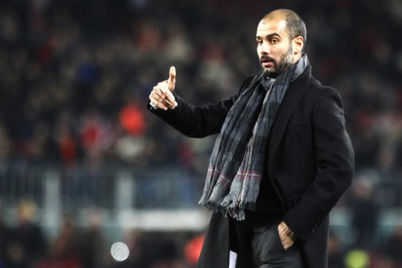 Guardiola's ongoing deal was to expire at the end of this season and though pen hasn't been put to paper yet on the new deal, the details are finalized and the signing remains a formality.