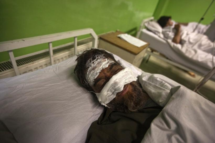 US/NATO forces blamed for 17 percent of the children's deaths in Afghan war