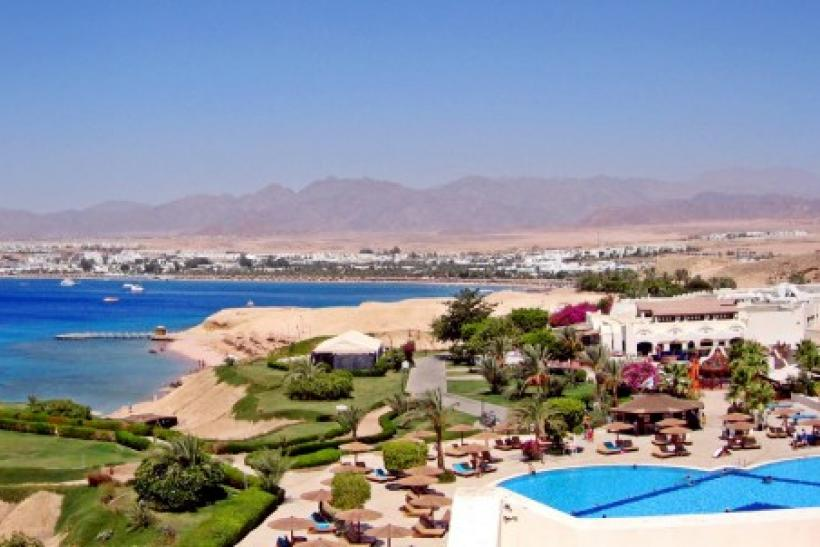 5. Red Sea holiday in Egypt