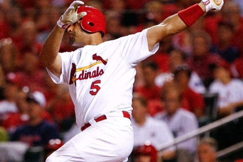 The Future of Albert Pujols in St. Louis is in Jeopardy