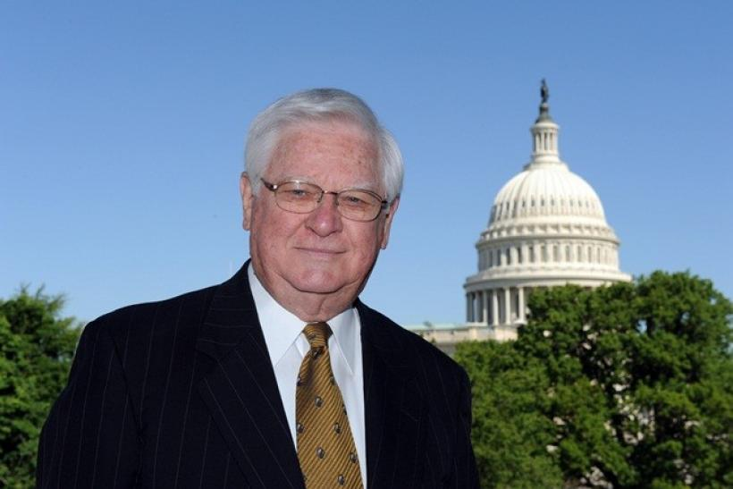 Rep. Hal Rogers, R-KY, the top Republican on the House Appropriations Committee, is seen in an undated photo provided by his Congressional office.