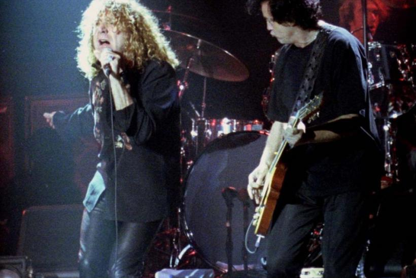 Led Zep jammed with Pearl Jam on reported rip-off
