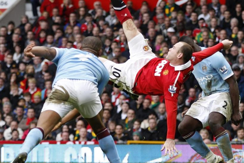 Manchester United 2-1 Manchester City